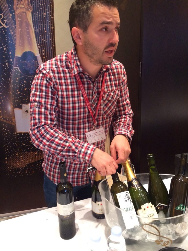 Showing wines