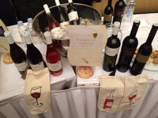 Plančić wines