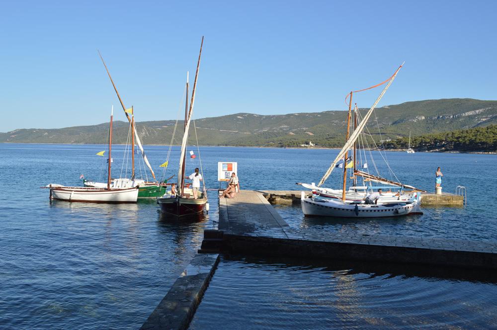Senses dock