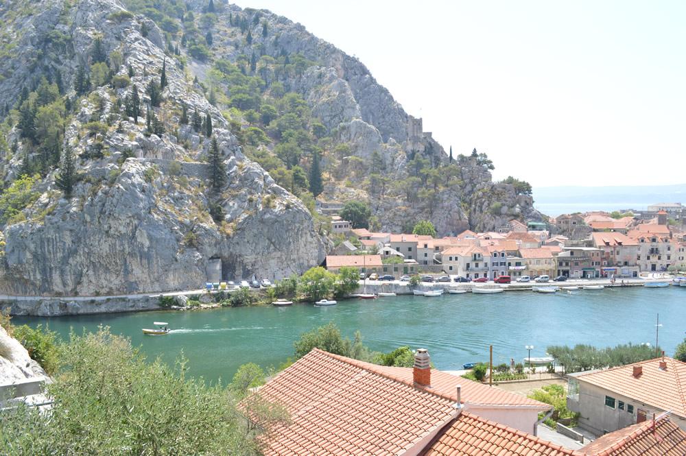 Old town Omiš