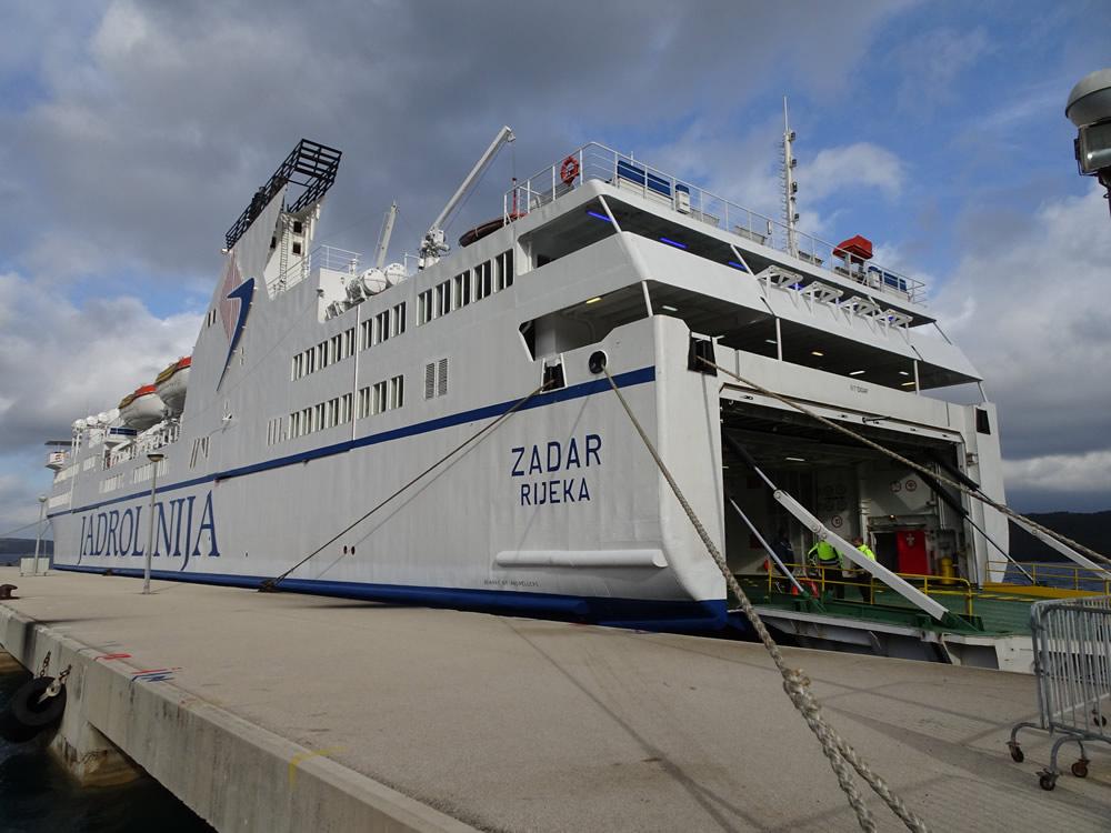 It's the Zadar!