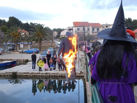 Jure burning
