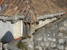 Old chimney