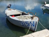 Old style boat