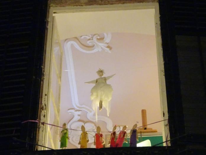 Night-time window