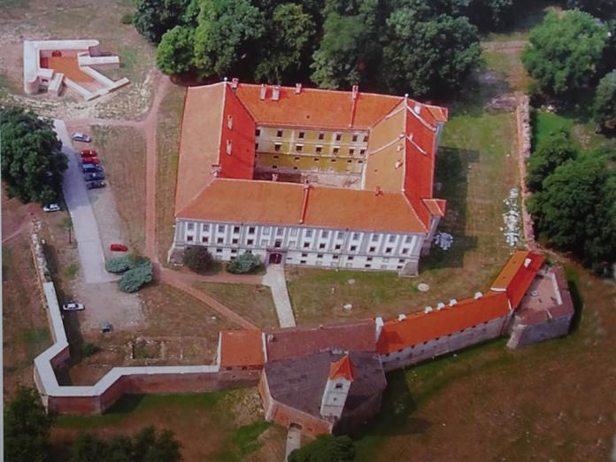 Čakovec castle poster