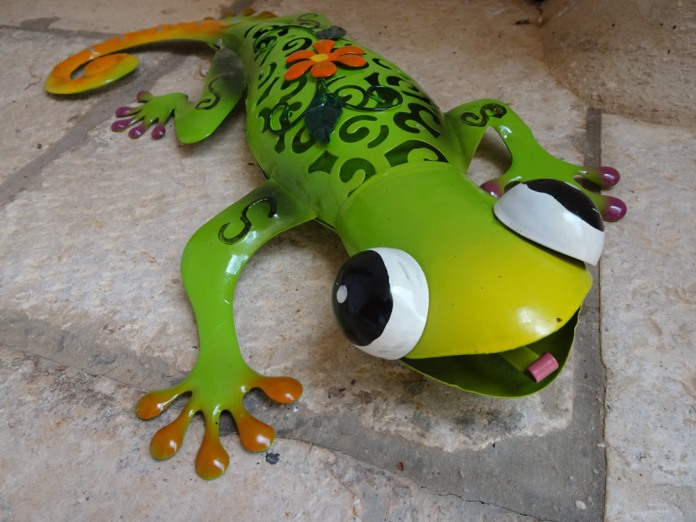 Gecko art