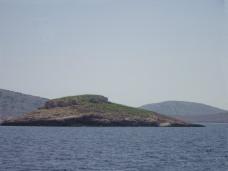 Babina Gužba island