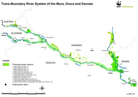 Mura - Drava - Danube biosphere
