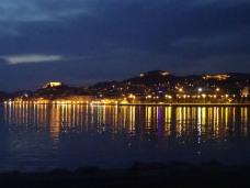 The lights of Šibenik