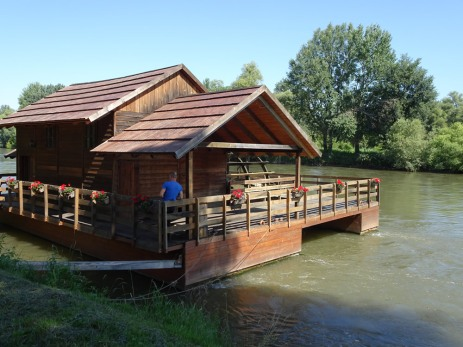 Floating Mill