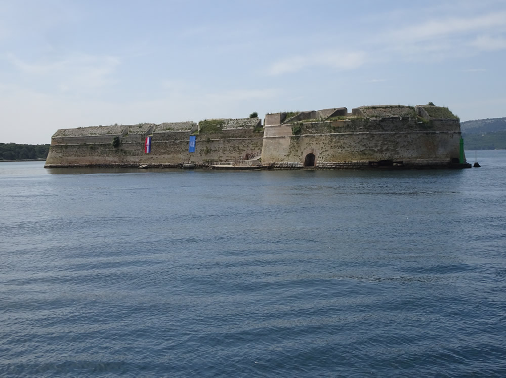 Fort of Sv Nikola