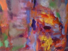 Detail from Palmizana by Toni Franović