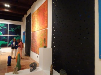 First gallery