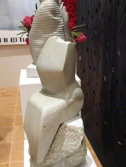 Seated Nude by Petar Ćujo