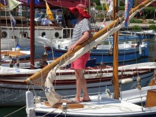 Untying the sail