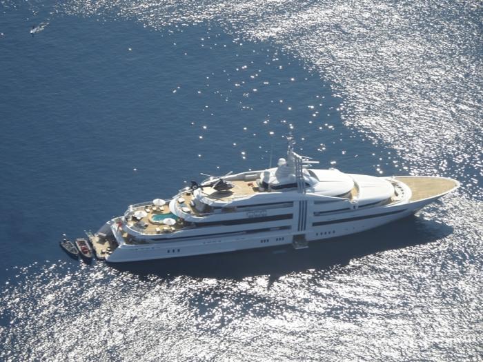 Superyacht