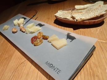 Cheese course