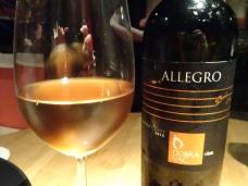 Allegro muskat žuti
