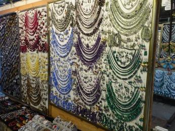 Hand-made jewellery