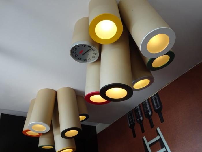 Lights - and clock!