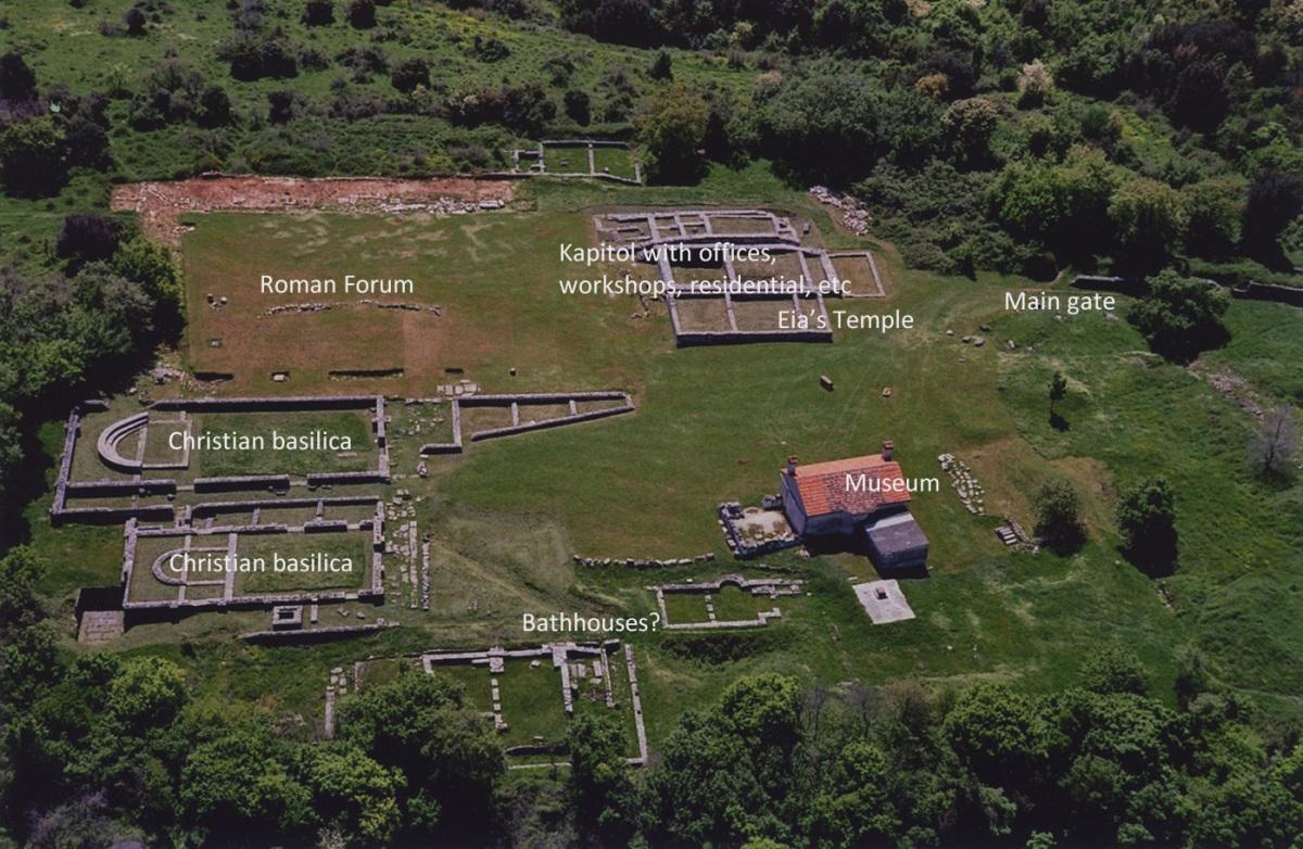 Overview of Nesactium