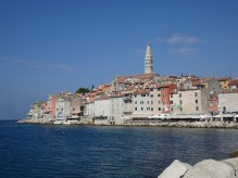 Rovinj waterfront