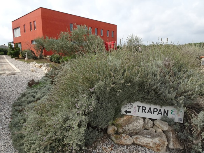 Wine Station Trapan