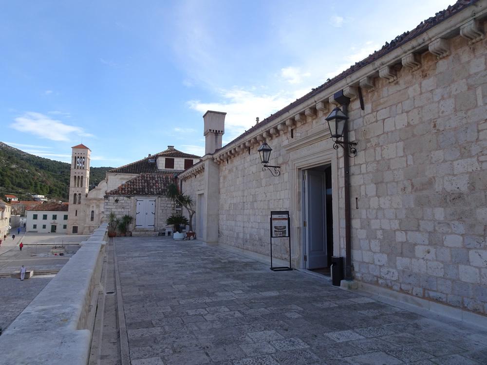 Belvedere terrace