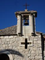 Church belfry