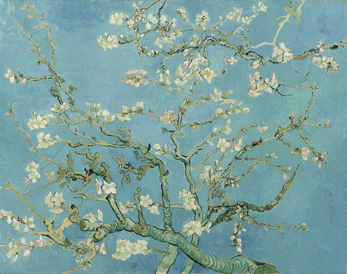 Vincent van Gogh - Almond Blossom