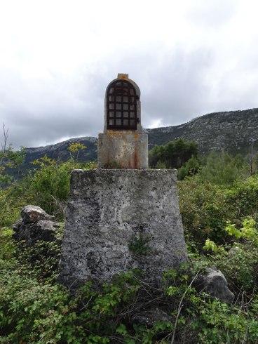 Trail chapel