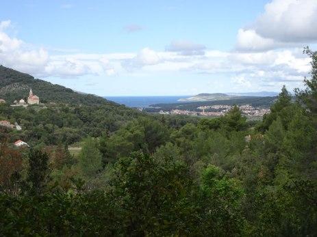 View over Stari Grad