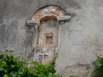 Wall inscription - 1861