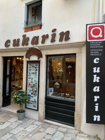 Cukarin - traditional cakes and sweets