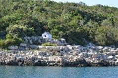 Chapel on the rocks