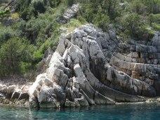 Curvy rocks!