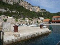 Vela Stiniva harbour