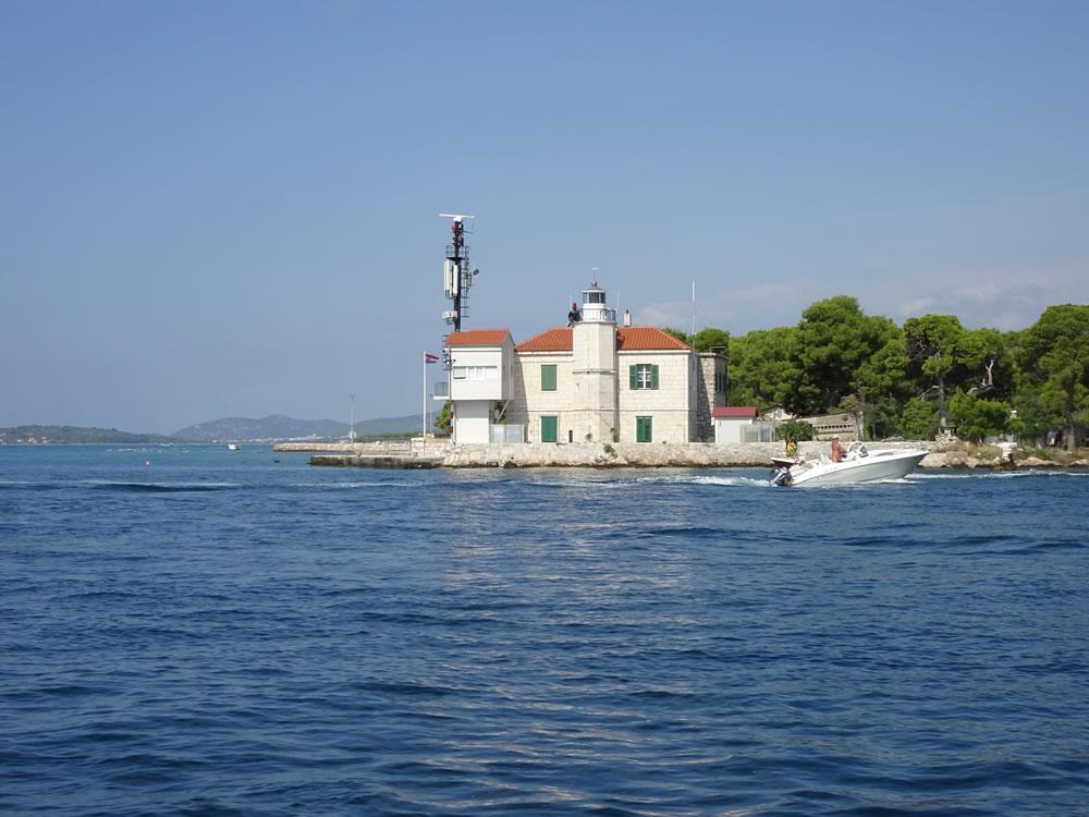 Pt Jadrija lighthouse