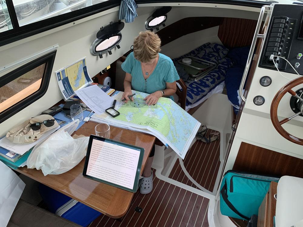 Navigation homework