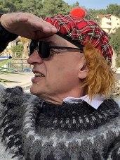 I see a Scotsman!