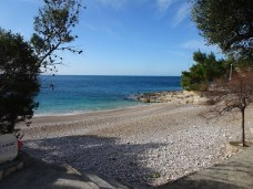 Ivan Dolac beach