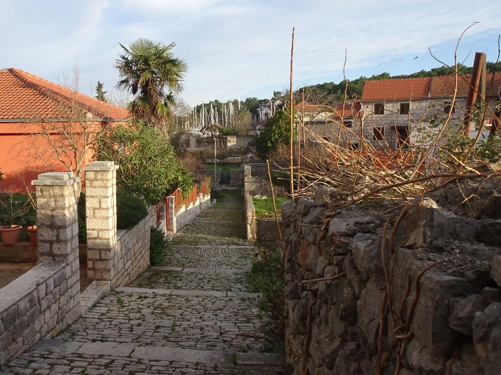 Vrboska street