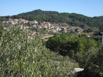 Perun view from Veles