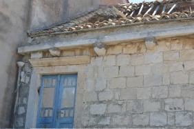 Old roof