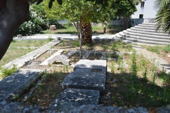 Sv Juraj graveyard